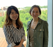 UMIACS Researchers Ge Gao and Marine Carpuat